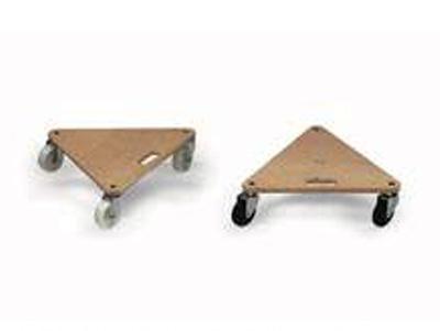 Verhuisplateau driehoek