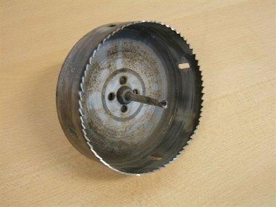 Gatenzaag 114 mm
