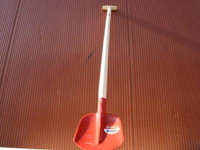 Schep/spade