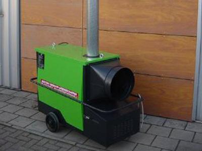 Dieselheater 70 kW