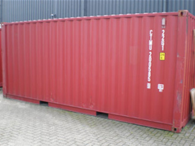 Container 12 X 2.40 meter
