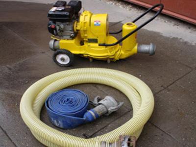 Centrifugaalpomp 1100 liter benzine