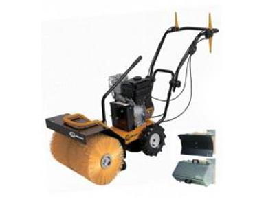 Veegmachine motor