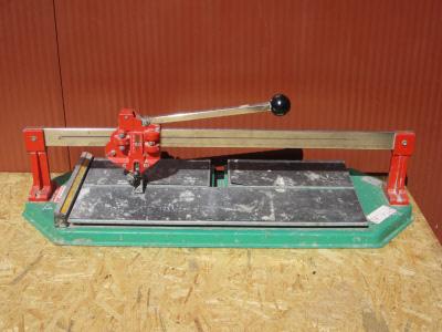 Tegelsnijapparaat 60 cm