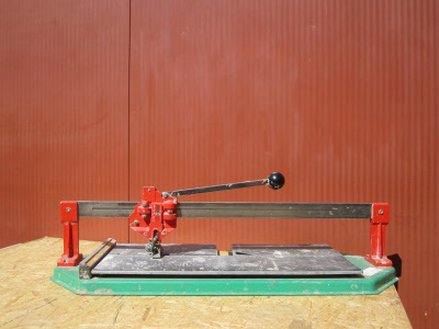 Tegelsnijapparaat 90 cm