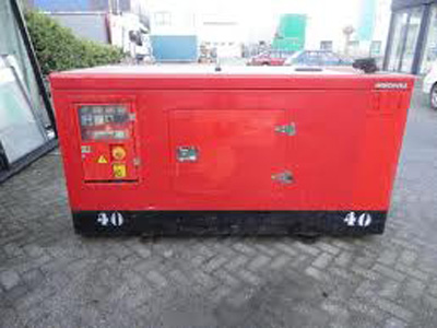 Aggregaat 40 KVA 63A/380V/220V