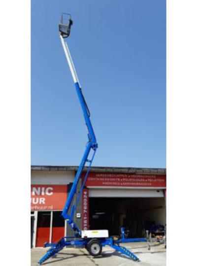 Niftylift NL120T Aanhang hoogwerker
