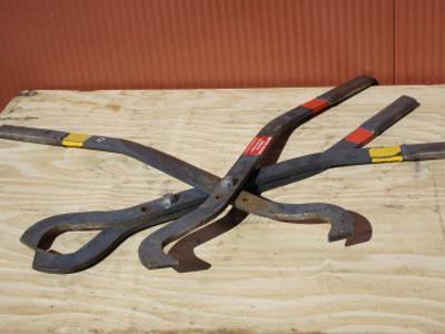Trottoirtangen per set groot