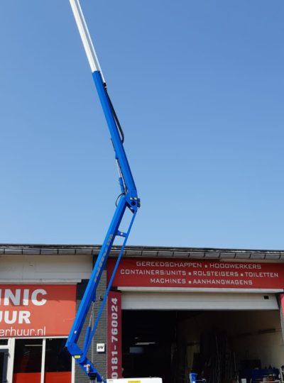 Niftylift 170 Aanhang hoogwerker